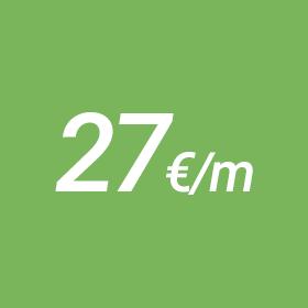 shopify 27eur